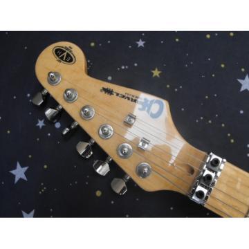 Custom Shop EVH White Electric Guitar