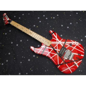 Custom Shop Design E 5150 Stripe Kramer Electric Guitar