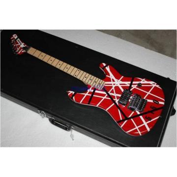 Custom Shop EVH 5150 Black White Stripes Electric Guitar