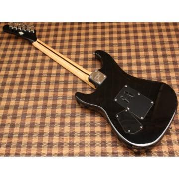 Custom Shop EVH 5150 Black Electric Guitar