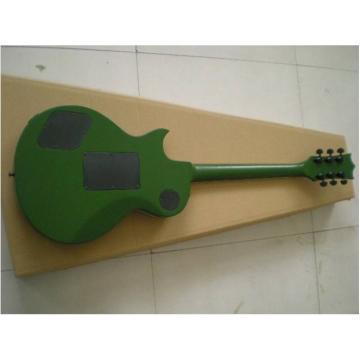 Custom Shop ESP Military Green Electric Guitar