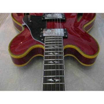 Custom Shop ES355 Red LP Trini Lopez Memphis Electric Guitar