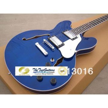 Custom Shop ES335 LP Pelham Blue Electric Guitar