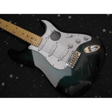 Custom Shop Eric Clapton Black Fender Stratocaster Electric Guitar