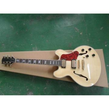 Custom Shop ES 335 VOS Artic White Jazz Electric guitar