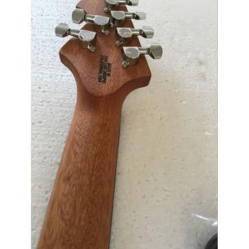Custom Shop Ernie Ball Musicman White Electric Guitar