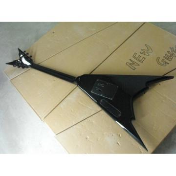 Custom Shop Dean Black Electric Guitar
