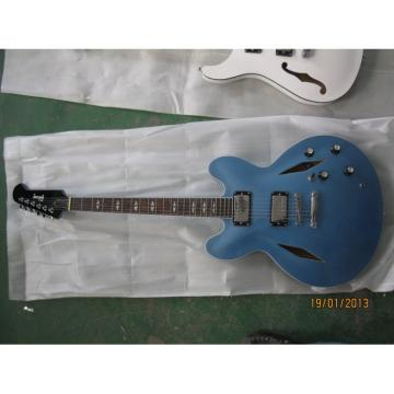 Custom Shop Dave Grohl DG 335 Pelham Blue Electric Guitar