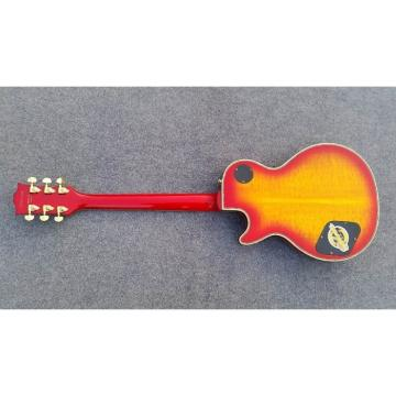 Custom Shop Cherry Honey Burst Electric Guitar