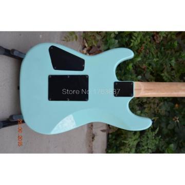 Custom Shop Charvel Dimas Sea Foam Blue Electric Guitar
