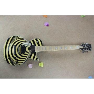 Custom Shop Buzzsaw Zakk Wylde Vertigo Shedder LP Electric Guitar