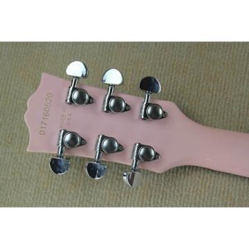 Custom Shop Buzzsaw Pink Zakk Wylde Electric Guitar