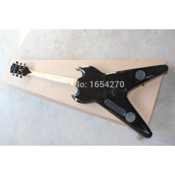 Custom Shop Buzzsaw LP Zakk Wylde Orange SGV Electric Guitar