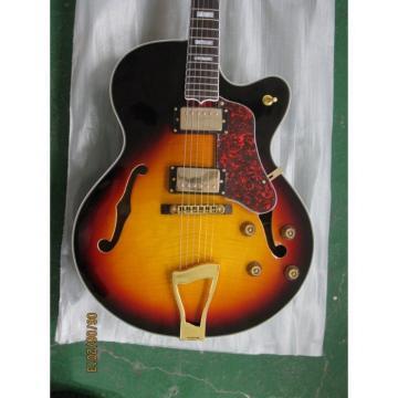 Custom Shop Byrdland Regular Cutaway Tobacco LP Electric Guitar