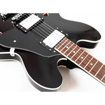 Custom Shop Black ES335 VOS Jazz Electric guitar