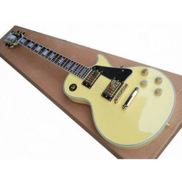 Custom Shop Billy Morrison Randy Rhoads Vintage White Electric Guitar Marc Bolan