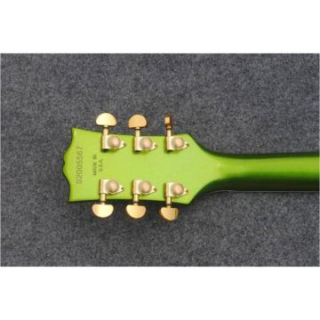 Custom Shop Apple Green Standard Electric Guitar