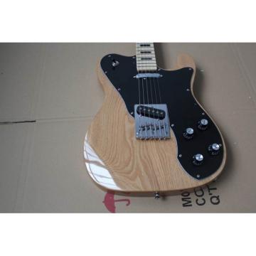 Custom Shop American Fender Deluxe Natural Electric Guitar