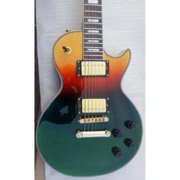 Custom Shop Al Di Meola Prism AAA Flame Maple Top Electric Guitar