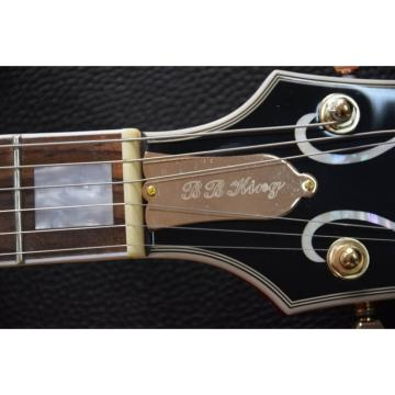 Custom Shop BB King Lucille RED Wine Electric Guitar