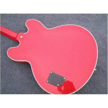 Custom Shop BB King Lucille Cherru Red VOS Electric Guitar