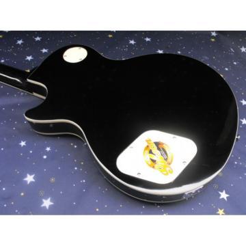 Custom Shop Ace Frehley Silver Burst LP Maple Top Electric Guitar