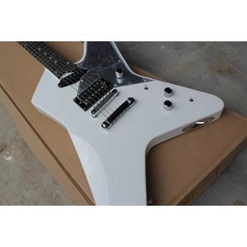 Custom Shop 6 String White Crying Star ESP Electric Guitar