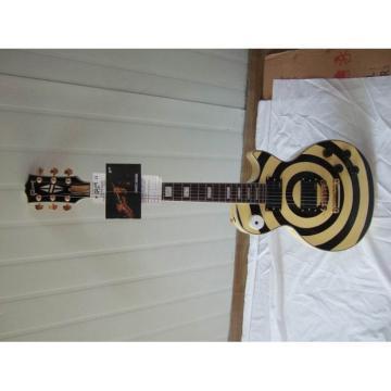 Custom Shop  Vintage Zakk Wylde Bullseyes Electric Guitar