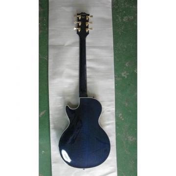Custom Shop 2014 LP Supreme Jet Blue Electric Guitar