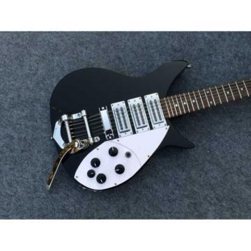 Custom Shop 12 String John Lennon Inspired 325 Black Electric Guitar