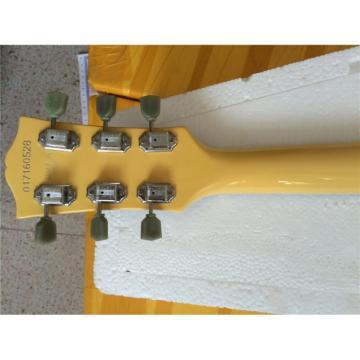 Custom SG Angus Young Batman Cream Finish Electric Guitar