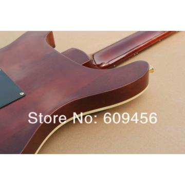 Custom PRS Santana Brown Electric Guitar