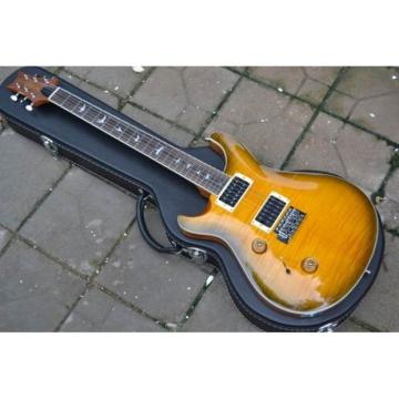 Custom PRS Paul Reed Smith Yellow Tiger Electric Guitar