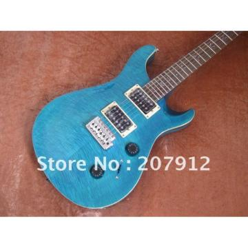 Custom PRS 24 Frets Whale Blue Electric Guitar