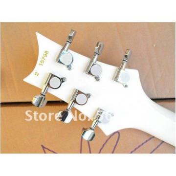 Custom Paul Reed Smith Mira White Electric Guitar