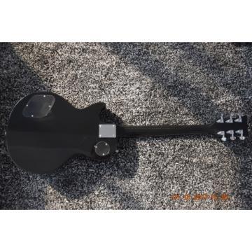 Custom Patent Jack Daniel's Electric Guitar