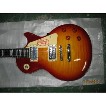 Custom guitarra Classic 3 Color Gradient Electric Guitar