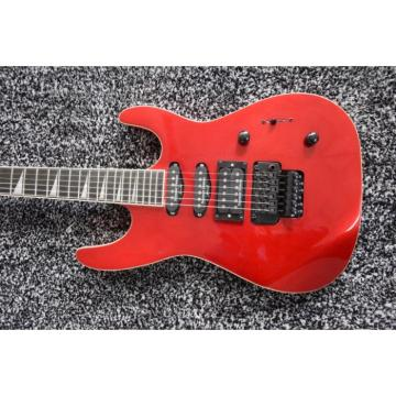 Custom Jackson Soloist Metallic Red X Series Electric Guitar
