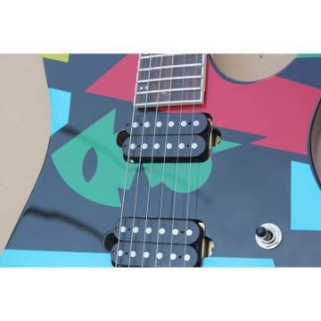 Custom Ibanez JPM100 John Petrucci Electric Guitar