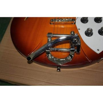 Custom Fireglo Rickenbacker 330 Vintage Electric Guitar