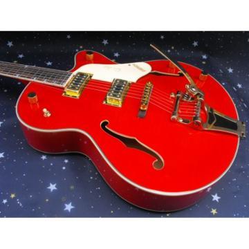 Custom Gretsch Brick Red Electric Guitar
