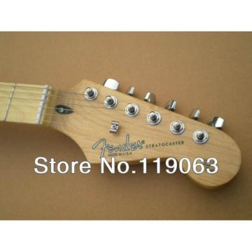 Custom Fender Stratocaster Brown Electric Guitar