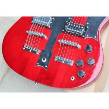 Custom Cherry Heritage Don Felder EDS 1275 SG Double Neck Electric Guitar