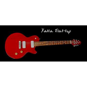 Custom Built XFT Red Electric Guitar