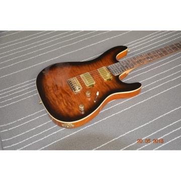 Custom Build Suhr Tiger Maple Top 6 String Electric Guitar