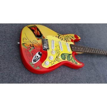 Custom American Vintage Jimi Hendrix Electric Guitar