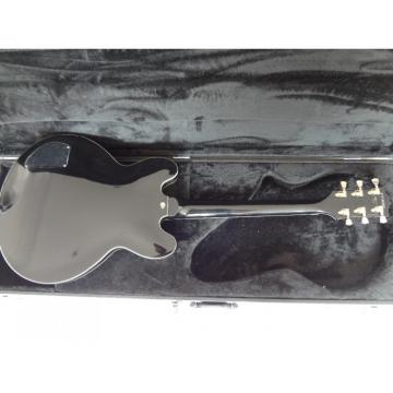 Custom BB King Lucille Signature ES335 Black Electric Guitar