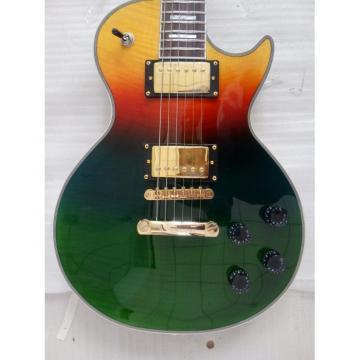 Custom Al Di Meola Prism AAA Flame Maple Top Electric Guitar