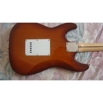 Custom American Fender Natural Electric Guitar