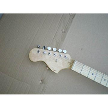 Custom American Fender Left Handed Brown Electric guitar Deluxe